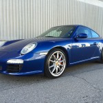 2010 Porsche 997 Carrera S Coupe