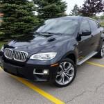 2013 BMW X6 5.0 M-Sport
