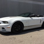 2014 Ford Mustang GT Convertible California Special Pkg