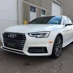 2017 Audi A4 Technik S-Line quattro
