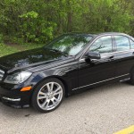 2013 Mercedes-Benz C350 4-Matic Sedan