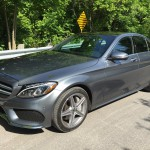 2017 Mercedes-Benz C300 4-Matic Sedan