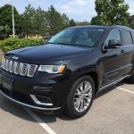 2018 Jeep Grand Cherokee Summit - LOADED!