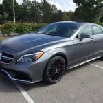 2017 Mercedes-Benz CLS63 S AMG