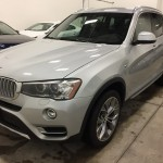 2017 BMW X3 28i Premium Enhanced