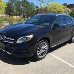 2018 Mercedes-Benz GLA 250 4M
