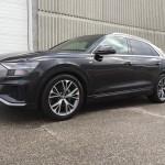 2019 Audi Q8 55 Technik, S-Line