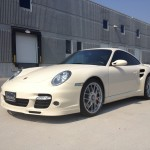 2009 Porsche 997 turbo Coupe