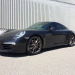 2013 Porsche Carrera 4S Coupe