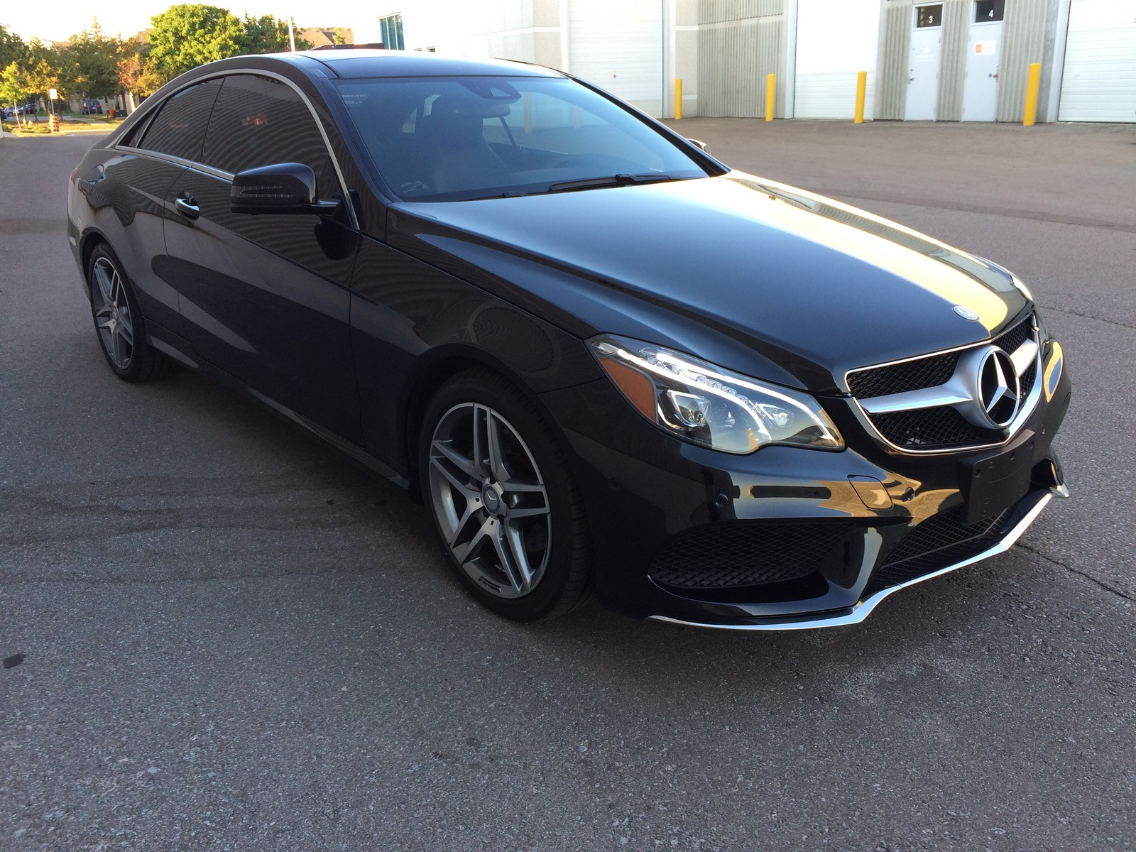 2015 mercedes benz e400 4matic coupe